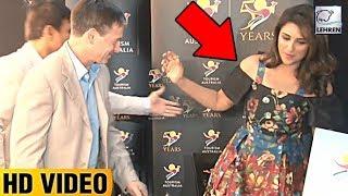 Parineeti Chopra Almost FALLS From Stage | LehrenTV