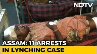 11 Arrested After Mob Attack Kills Man, Injures 3 In Assam - NDTV