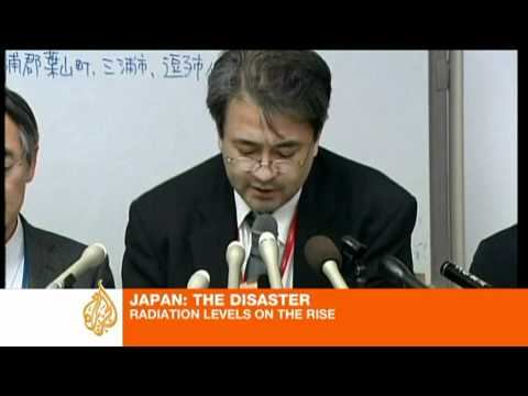 Japan facing 'nuclear nightmare'