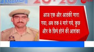 Breaking 20-20: 2 cops, 2 jawans martyred in encounter in J&K's in Halmatpora of Kupwara - ZEENEWS