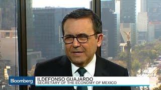 Mexico's Guajardo Wants Info on U.S. Nafta Benefits - BLOOMBERG