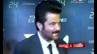 Anil Kapoor at a success party