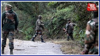 With The End Of Ramzan Ceasefire, Army Launches Search Operations In Bijbehara - AAJTAKTV