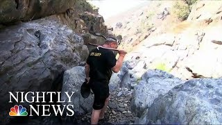 California's New Gold Rush Draws Adventurers to Golden State | NBC Nightly News - NBCNEWS