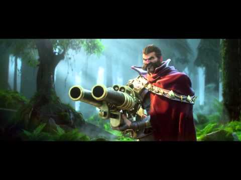 League of Legends Cinematic Trailer : A New Dawn
