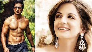 Suzanne Khan and Sonu Sood promote Eco friendly bricks! | Bollywood News