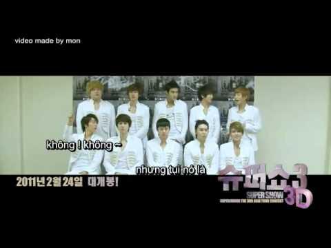 Phỏng Vấn Super Junior Về Nhóm Nhạc HKT Việt Nam!