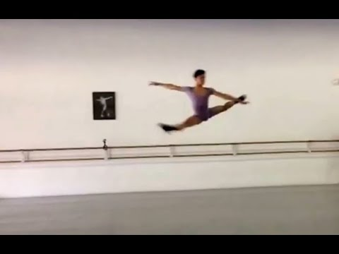 The Male Ballet Dancer