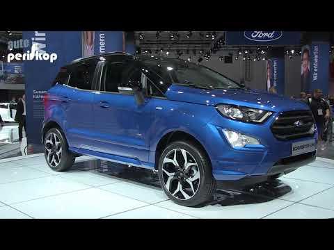 Autoperiskop.cz  – Výjimečný pohled na auta - VIDEO – Ford Mustang GT 5.0, Ford ECOSPORT ST-LINE, Ford TOURNEO CUSTOM  – Autosalon Frankfurt 2017
