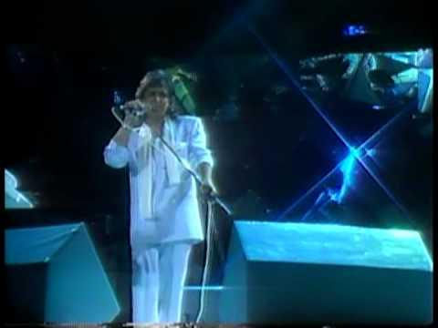 Festival de Viña 1989, Roberto Carlos, Yo te propongo
