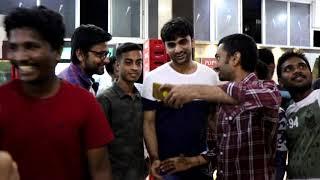 Rakesh Varre at Shivaparvathi theater - Evvarikee Cheppodu public talk - idlebrain.com - IDLEBRAINLIVE