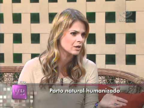 Parto natural humanizado - 10/04/2012