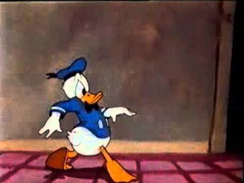 Kaczor Donald - Goryl