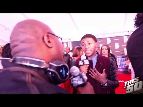 "Diggy Simmons ""Talks J. Cole Diss Track"" Video"