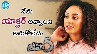 I Never Wanted To Be An Actor - Pearle Maaney || Talking Movie With iDream - IDREAMMOVIES