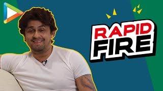 """""""Shah Rukh Khan, Salman Khan & Govinda have done justice to my voice"""": Sonu Nigum - HUNGAMA"""