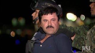 Mexican Drug Lord 'El Chapo' Extradited to the U.S. - WSJDIGITALNETWORK