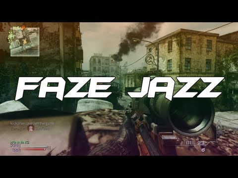 Introducing FaZe Jazz: MW3 Montage #1