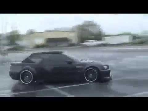 WIDEBODY BMW M3 E46 CARPARK DRIFT MUSIC VID (MADE BY ME)
