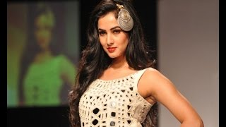 LFW : When Sonal Chauhan felt like a princess - IANSINDIA