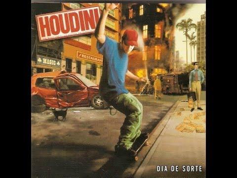 Houdini - Dia de Sorte (CD Completo)