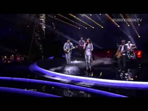 Dorians - Lonely Planet (Armenia) - LIVE - 2013 Semi-Final (2)