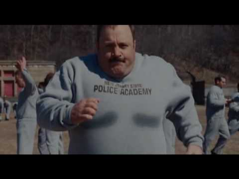 Paul Blart Mall Cop - Obstacle Course