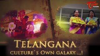 TELANGANA Culture's Own Galaxy 2017 - TELUGUONE