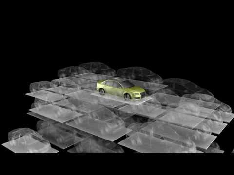 5BY2 Fully Automated Parking 3D Animation