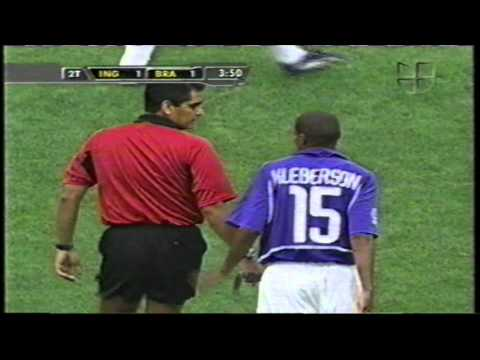 Brasil vs. England 2002