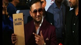 Honey Singh wins award for lungi dance - BOLLYWOODCOUNTRY