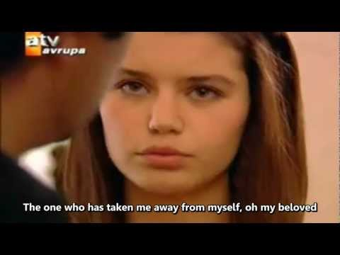 Mahsun Kırmızıgül - Sevdiğim English translation subtitles - video of Aşka Sürgün series HQ