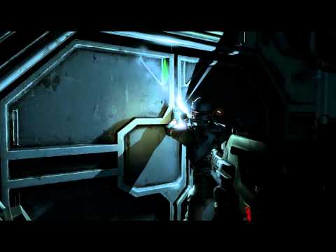 Aliens: Colonial Marines - Action Trailer (PC, PS3, Xbox 360)