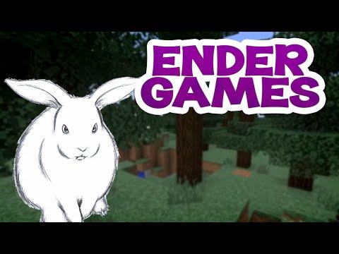 Der Hase Tötet Ungeheuer Minecraft Endergames ايجي زيرو - Minecraft endergames spielen