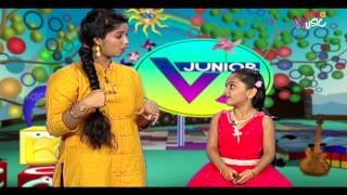 Junior Vj Episode 14 : Sahiti - MAAMUSIC