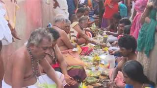12 Aug, 2018: Indians perform rituals; take holy dip on New Moon Day for salvation - ANIINDIAFILE