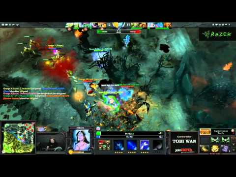 Razer D2 Cup - Mineski vs Orange - Grand Final