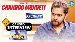 Premam Director Chandoo Mondeti Interview - Promo #2 | Frankly With TNR #38 | Talking Movies - IDREAMMOVIES