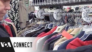 New Life for Old Clothes - VOAVIDEO