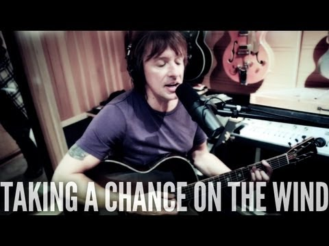 Richie Sambora - Taking a Chance on the Wind (Acoustic Performance with Ann Marie Calhoun)