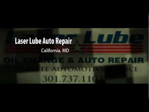 Laser Lube Auto Repair California MD