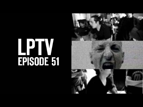 "LPTV - Making of the ""Burning in the Skies"" Music Video"