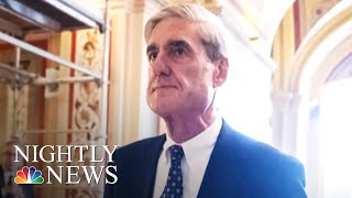 President Donald Trump Threatens To Revoke More Security Clearances | NBC Nightly News - NBCNEWS