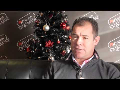 Ireland Rugby World Cup & Ulster Rugby Interview with Andy Ward