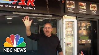 'God Bless Trump': Israeli Residents Welcome Golan Heights Announcement | NBC News - NBCNEWS