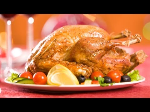 Brooke Burke's Thanksgiving Turkey - Let's Cook with ModernMom