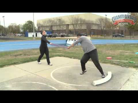 Increase Your Shot Put Throws with This Partner Drill!