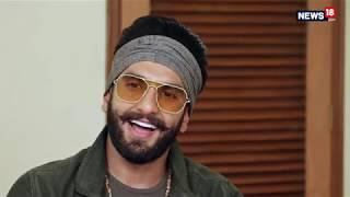 Ranveer Singh reveals what he's like on set - IBNLIVE