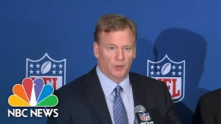 NFL Announces Policy To Stop National Anthem Protests | NBC News - NBCNEWS
