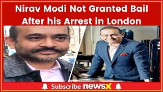 Nirav Modi Not Granted Bail After his Arrest in London; UK Custody till March 29 Hearing - NEWSXLIVE
